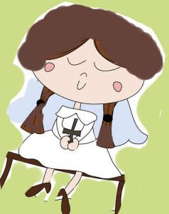 http://www.dreamstime.com/stock-photo-celebrating-first-communion-image29681750