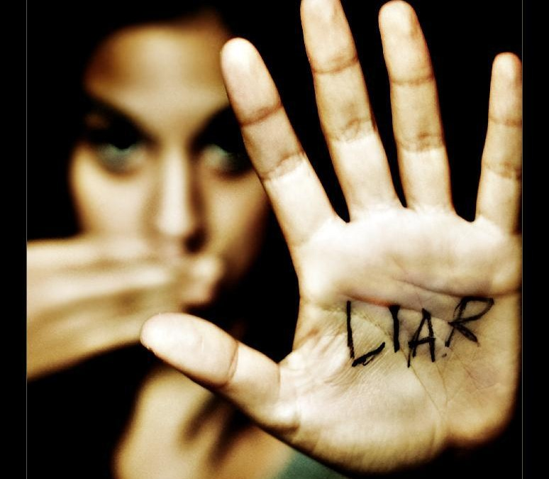Liars – All of them!