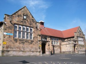 thornliebank school